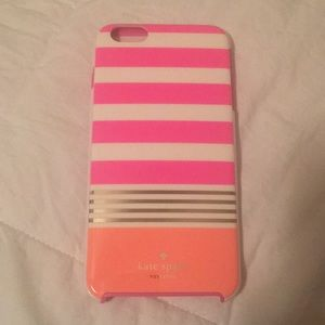 Kate Spade iPhone case. Like new!